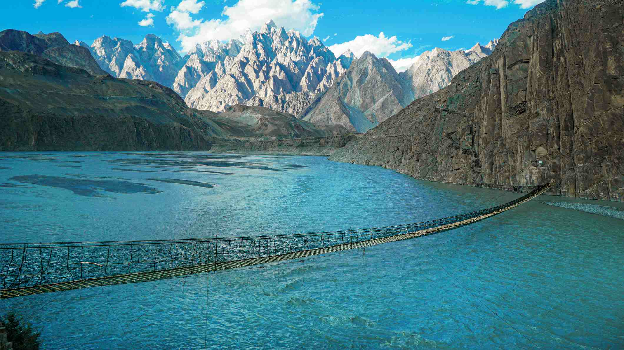 Pakistan has reopened tourism for international tourists.